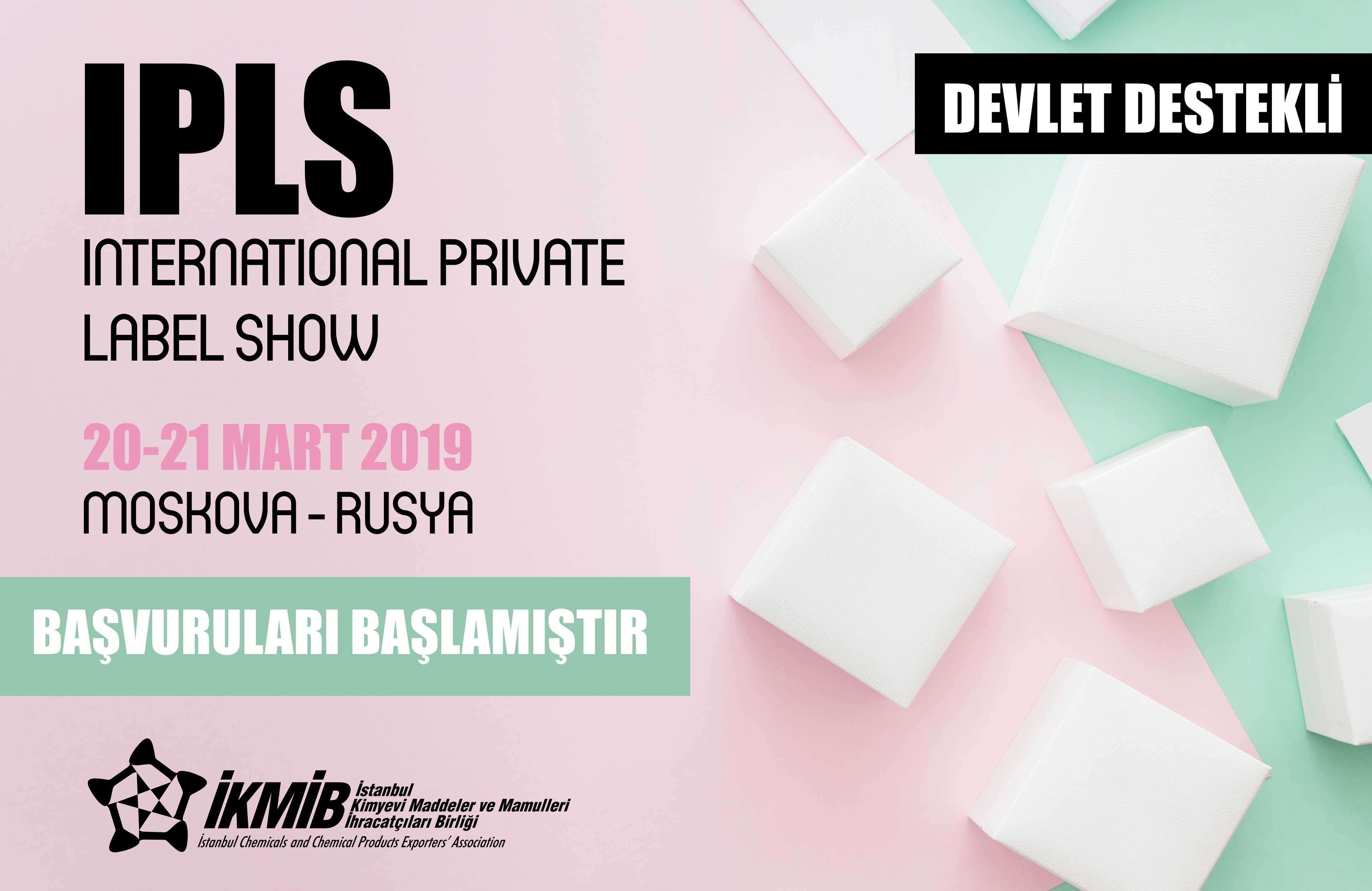 IPLS - International Private Label Show 2019