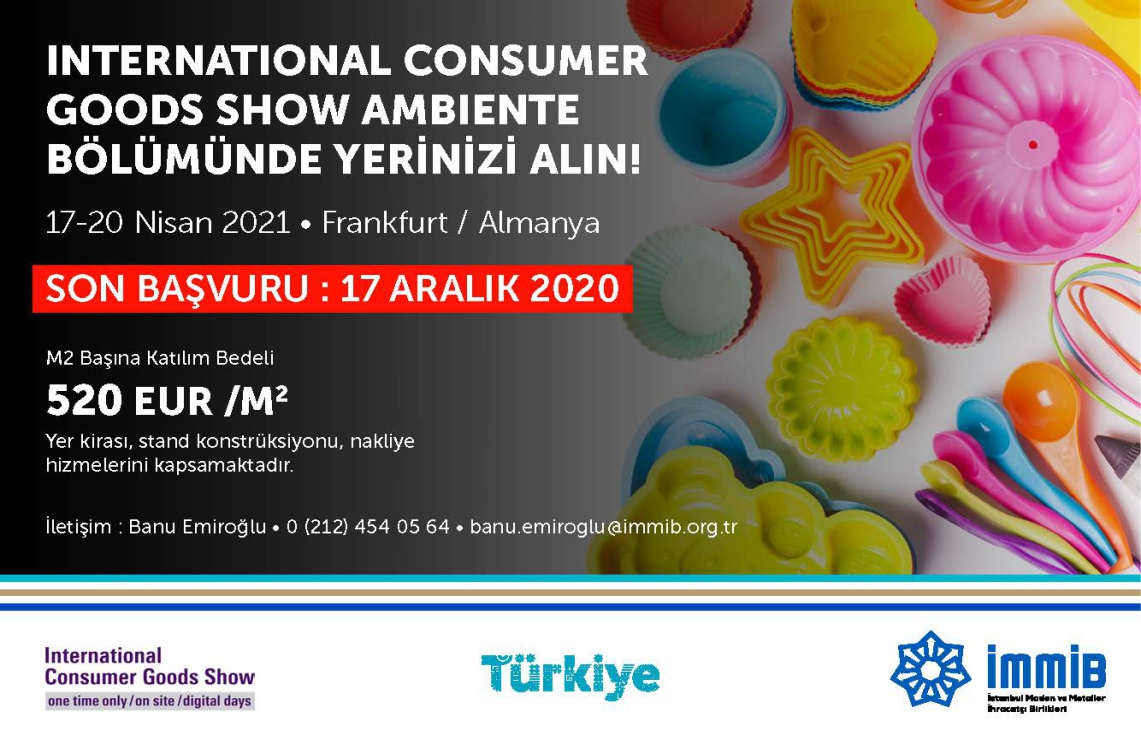 International Consumer Goods Show Ambiente Hakkında